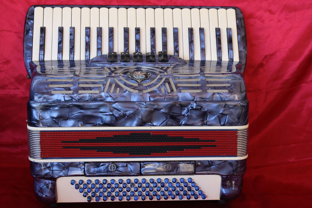 Accordéon Fratelli Crosio Lady 80 Basses