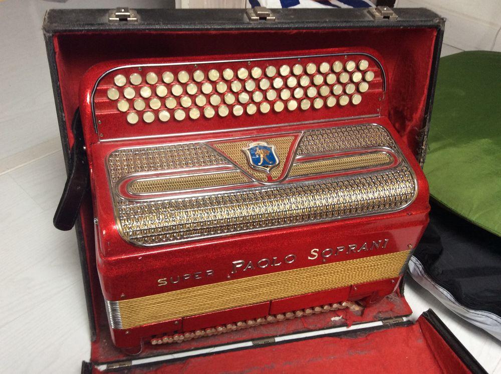 accordéon Paolo Soprni 500 Belfort (90)