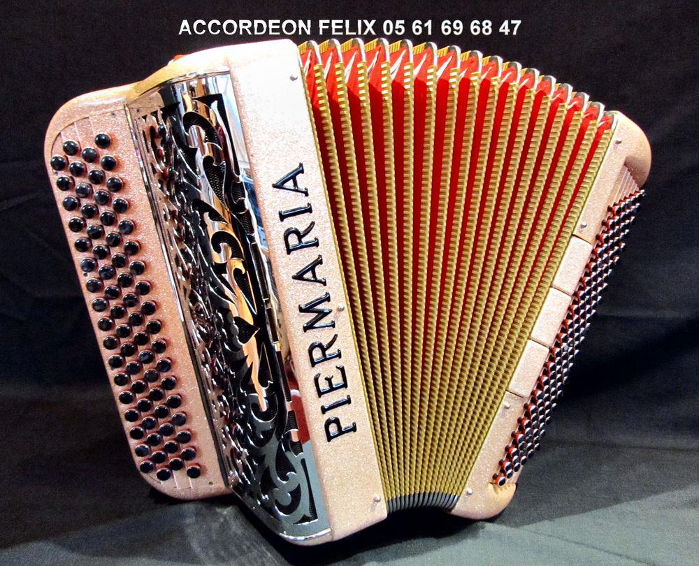 ACCORDEON PIERMARIA P315 MIDI.  3490 Mazères (09)