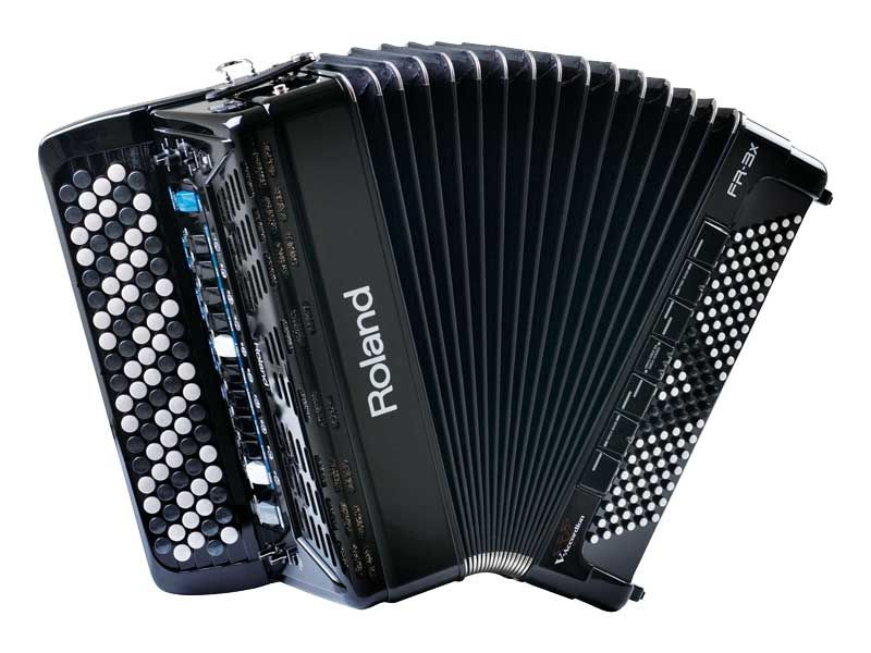 accordéon Roland FR-3X 1950 Saint-Laurent-la-Vernède (30)
