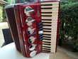 Accordéon touches piano 120 basses avec valise de transport Instruments de musique