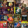Accordeon lot de 16 vinyls 33 tours voir les pochettes