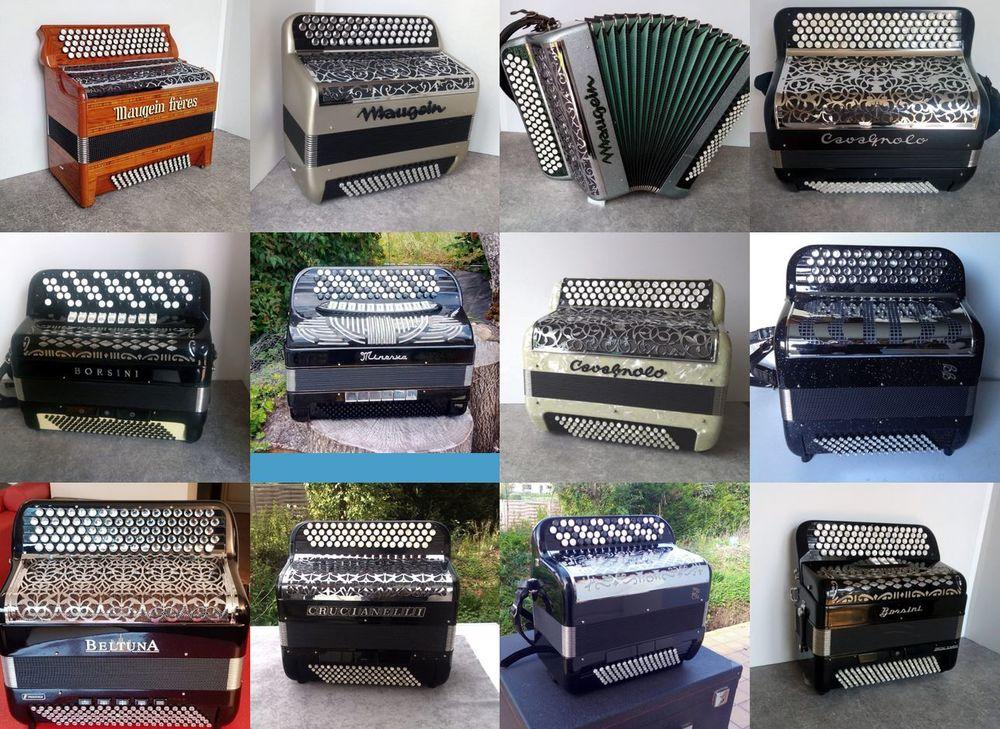accordéons diatoniques neufs et occasions récentes 0 Arc-sur-Tille (21)