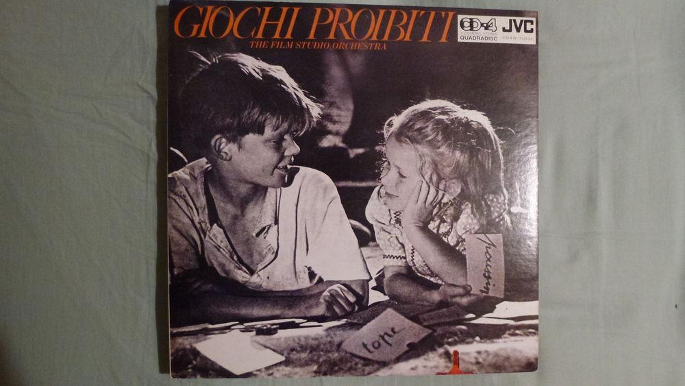 Achat vinyles gravés en CD-4   0 Auby (59)