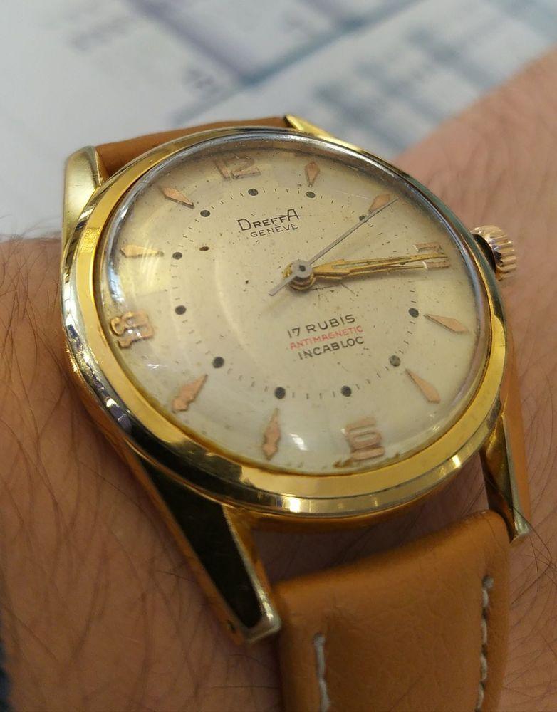Achète montre ancienne, vintage 0 Toul (54)