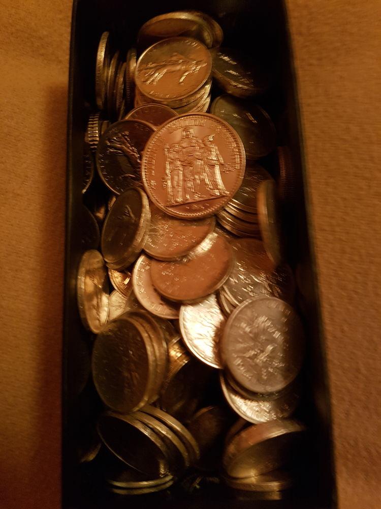 Achète pièces en argent et en or 1 Saverne (67)