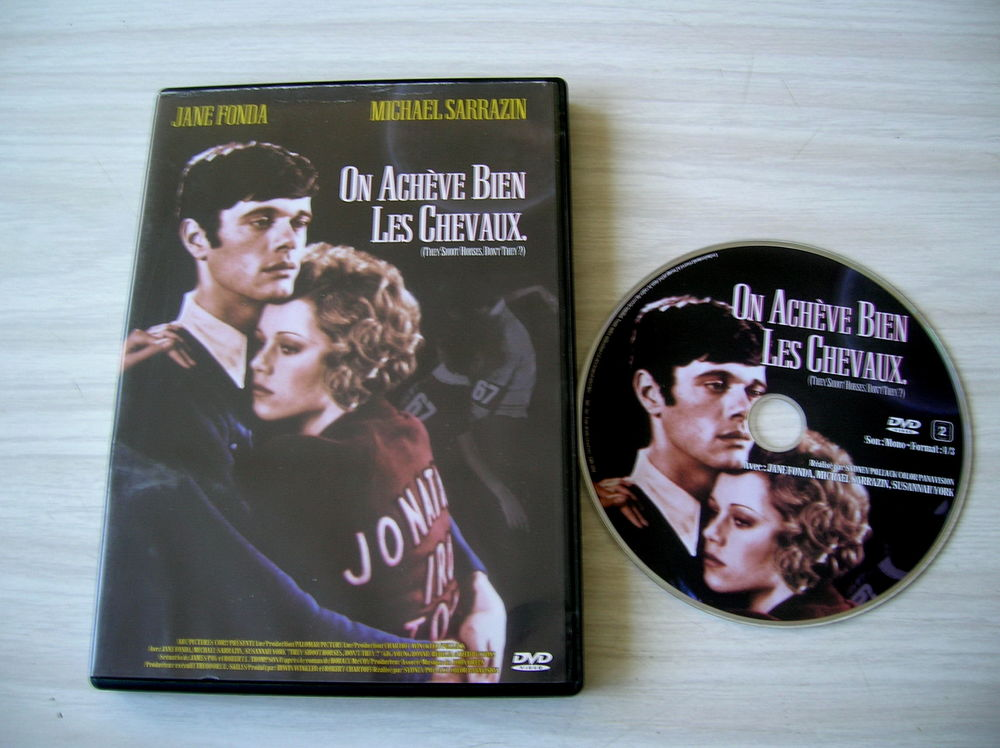 DVD ON ACHEVE BIEN LES CHEVAUX 6 Nantes (44)