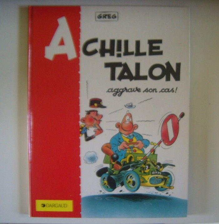 Achille Talon aggrave son cas! 7 Bourg-du-Bost (24)