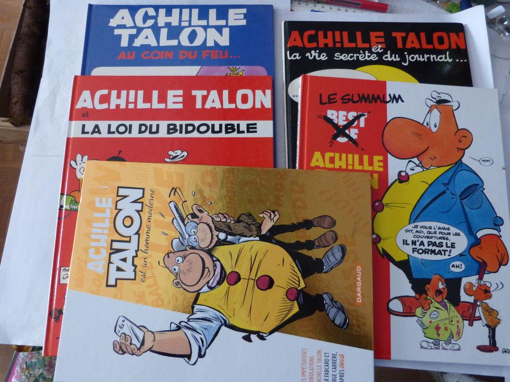 BD  -  ACHILLE TALON  -  A CHOISIR 1 Brest (29)