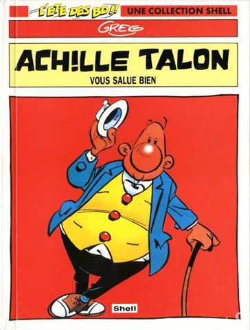 Achille Talon vous salue bien 4 Liévin (62)