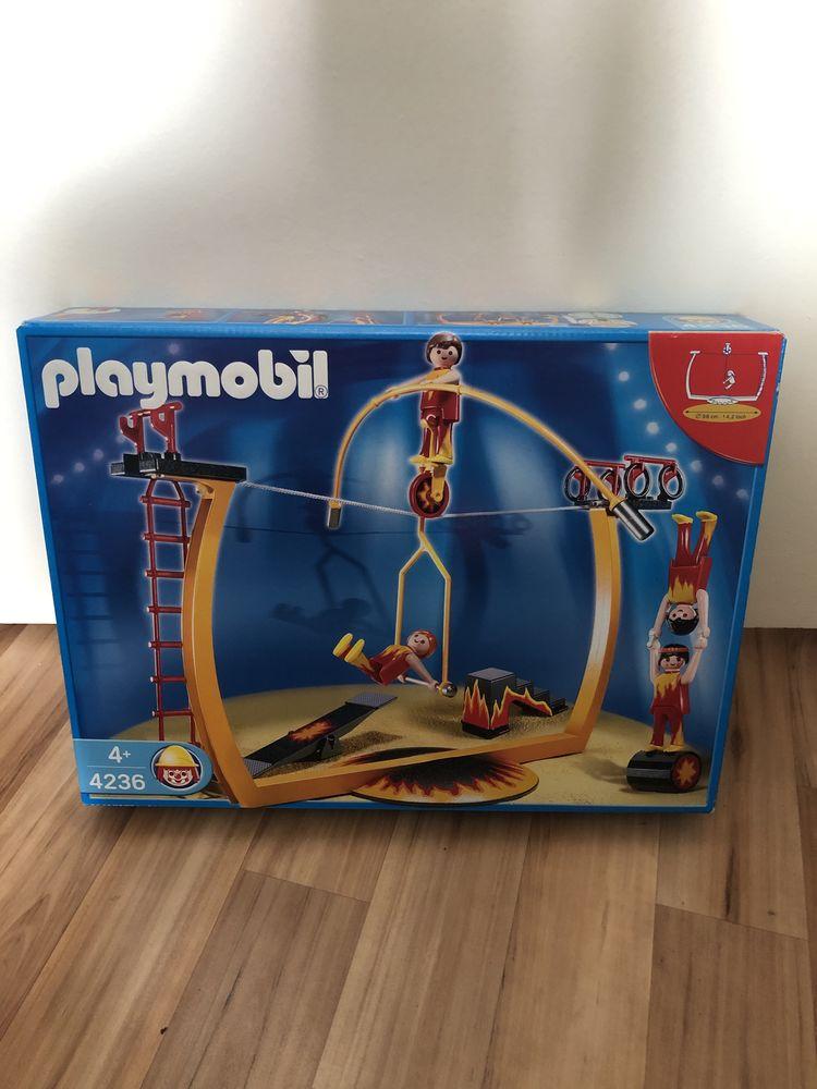 Les acrobates du cirque playmobil  25 Cormeilles-en-Parisis (95)
