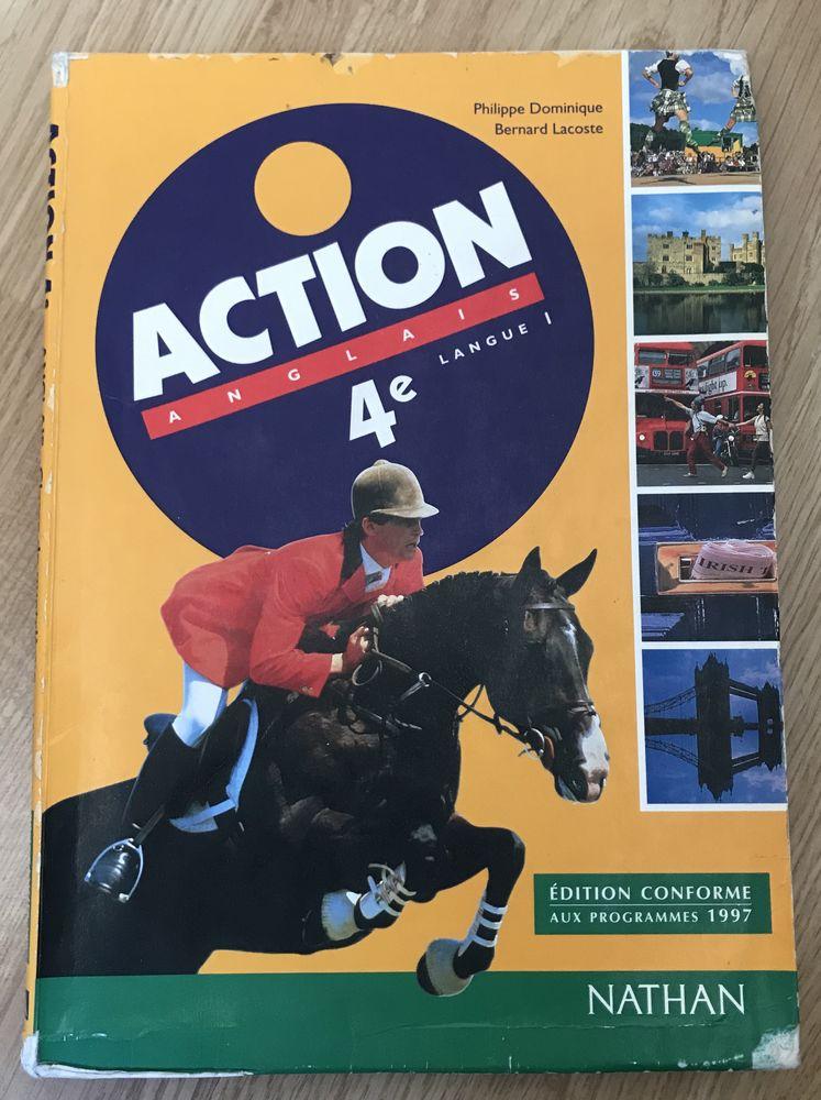 Action Anglais 4ème langue 1 4 Saâcy-sur-Marne (77)