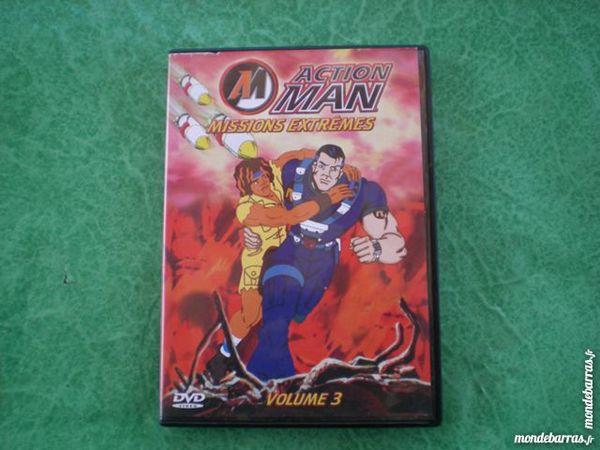 dvd    Action man - missions extremes    volum  3 Saleilles (66)