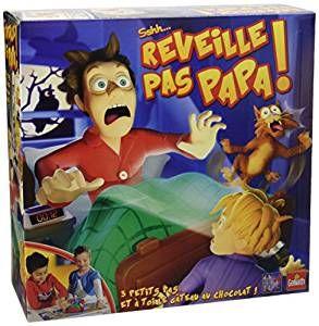 Jeu d'action et de Réflexe - Réveille Pas Papa NEUF Jeux / jouets
