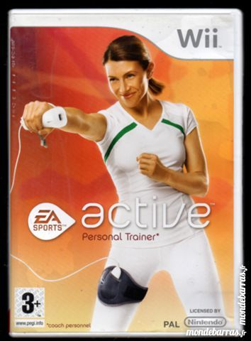 Wii Active personal trainer 10 Martigues (13)