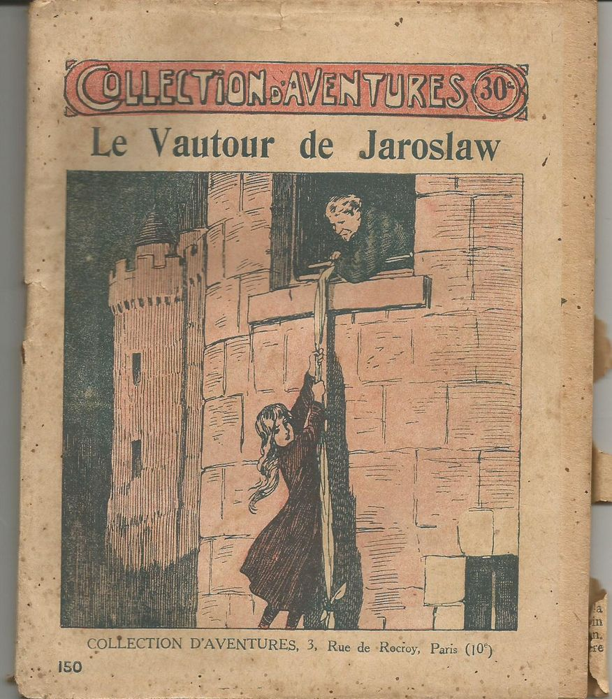 P ADAM : le vautour de Jaroslaw - collection d'aventures  3 Montauban (82)