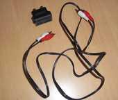 Adaptateur et cable péritel 1 Colombier-Fontaine (25)