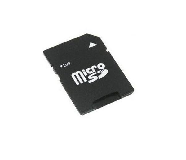 Adaptateur carte micro SD en carte SD Matériel informatique