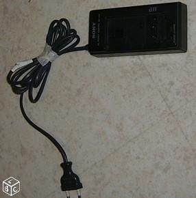 adaptateur chargeur camescope sony AC-V50 Photos/Video/TV