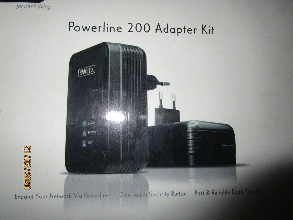 adaptateur POWERLINE 200 informatique 30 Chanteloup-en-Brie (77)