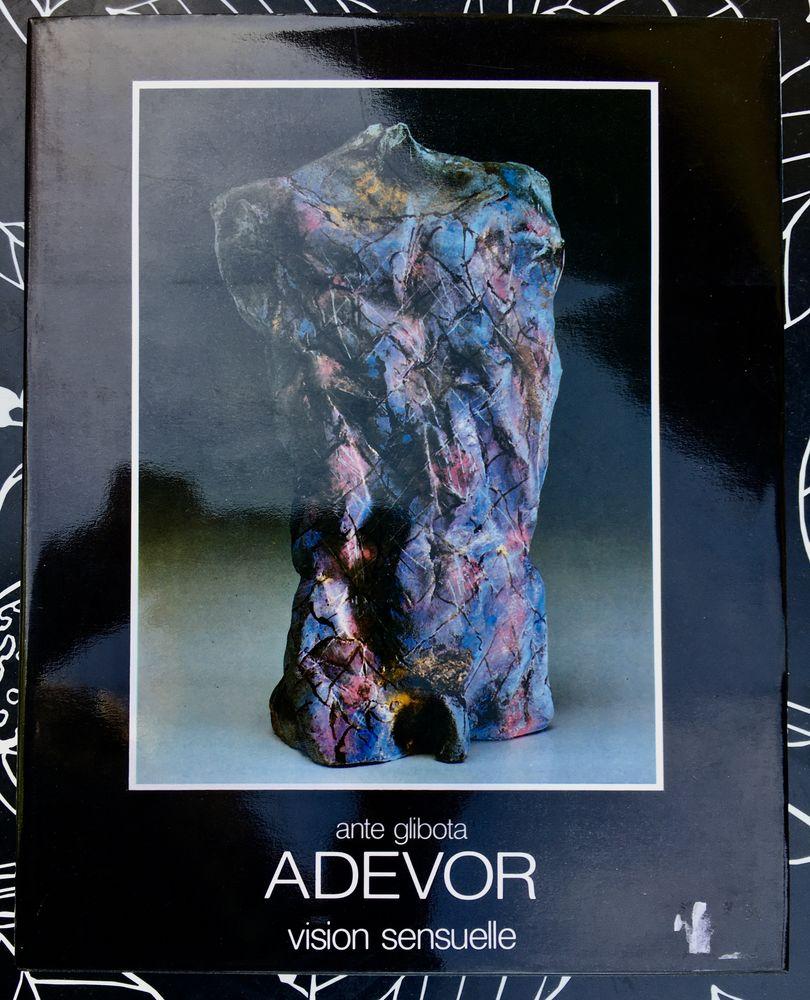 ADEVOR,vision sensuelle par A. Glibota;Beau livre relié Neuf 10 L'Isle-Jourdain (32)