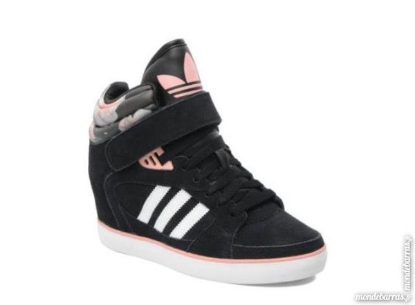 chaussure compensee adidas