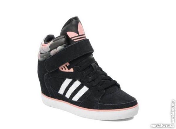 baskets compens閑s adidas off 53% beautygirls