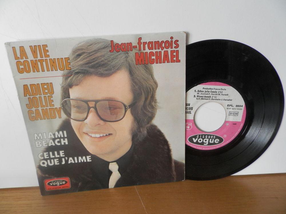Adieu Jolie Candy - Michael, Jean-Francois CD et vinyles