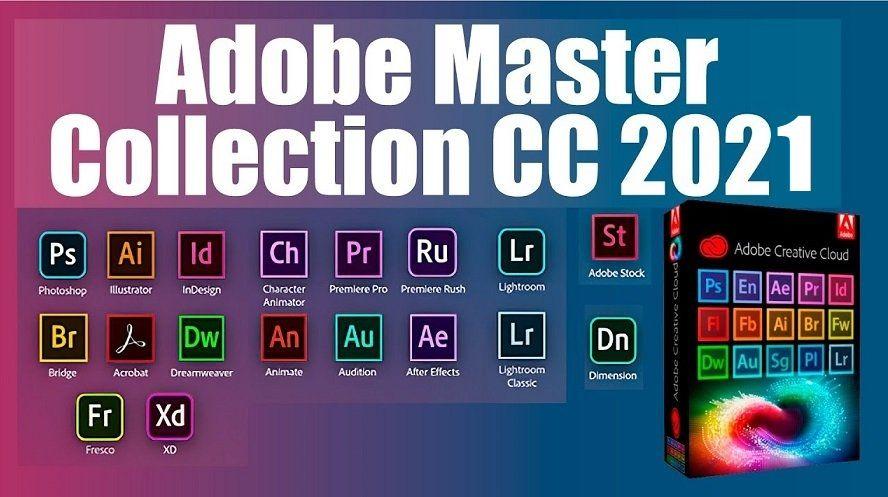 Adobe Master Collection CC 2021 0 Épinal (88)