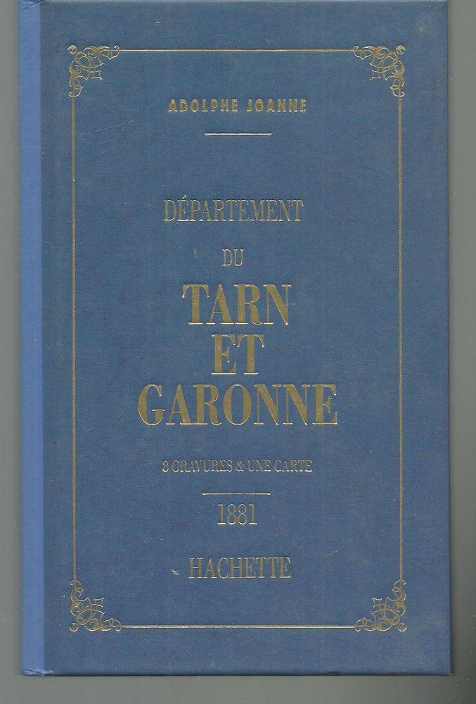 Adolphe JOANNE Département du Tarn et Garonne  6 Montauban (82)