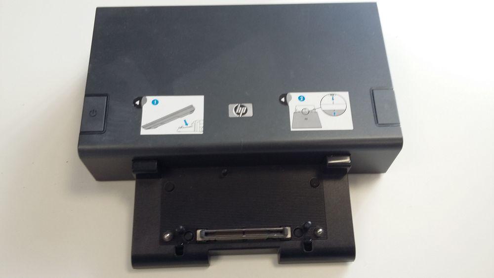 HP Advanced Docking station / station d'accueil Matériel informatique