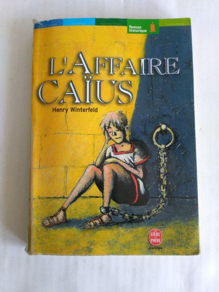 L'affaire Caïus 2 Calais (62)
