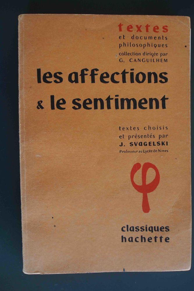 LES AFFECTIONS ET LE SENTIMENT, 2 Rennes (35)
