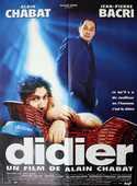Affiche de cinéma du film  Didier  1996, 60X80 CM, neuve. 0 Strasbourg (67)