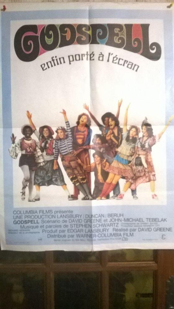 Affiche de cinéma :Godspell 10 Marle (02)