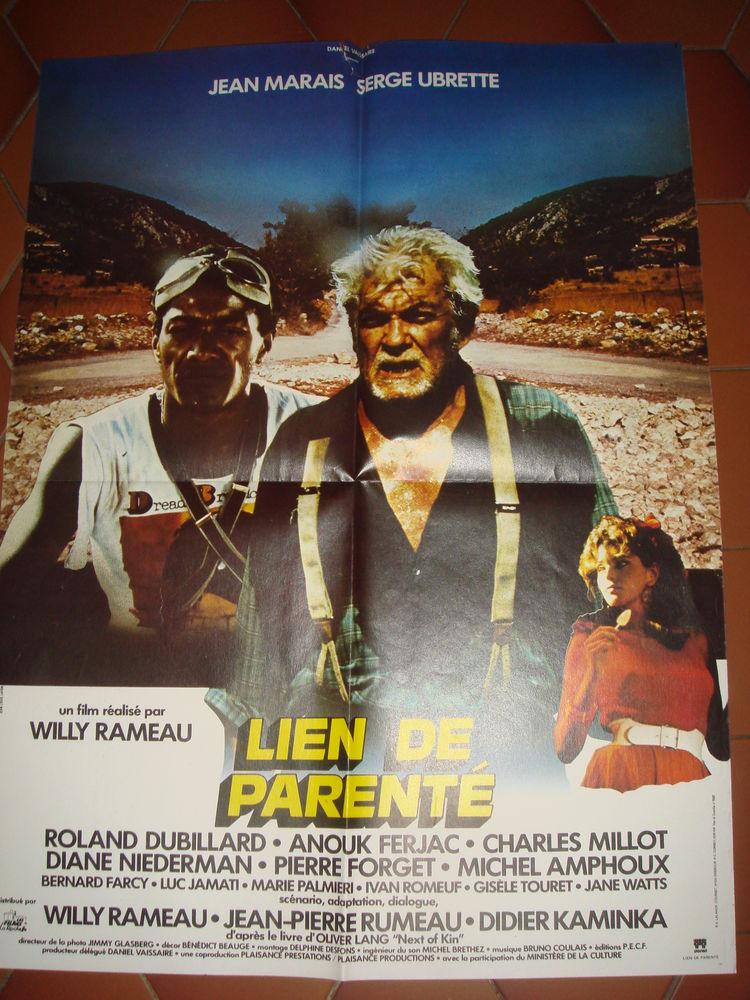 Affiche de cinéma : Lien de parenté 12 Marle (02)