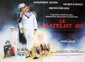 Affiche de cinéma  Le matelot 512  1984, 80X60 CM. 0 Strasbourg (67)