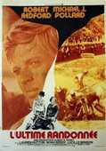Affiche de cinéma originale  L'ultime randonnée  USA 1970. 14 Strasbourg (67)