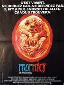 Affiche de cinéma  Prophecy  / Le monstre USA 1979. 0 Strasbourg (67)