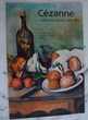 Affiche exposition peinture Cézanne au Grand Palais 1978
