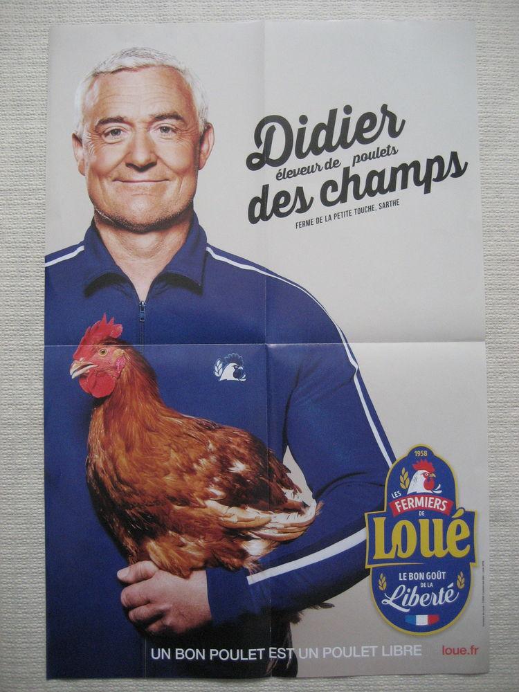 Affiche LES FERMIERS DE Didier des Champs