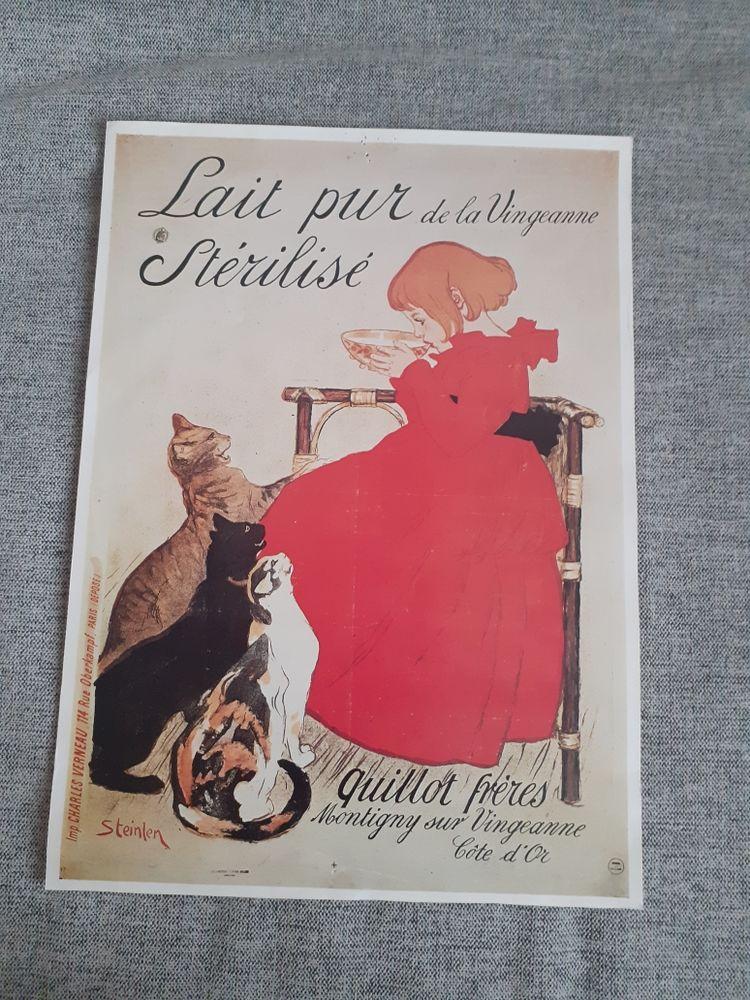 1 affiche publicitaire 10 Brignais (69)