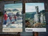 Affiche vintage Font Romeu Pyrénées/La Jonte 10 Castres (81)
