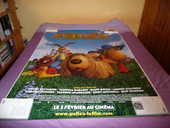 2 AFFICHES CINEMA POLLUX 10 Marly-le-Roi (78)
