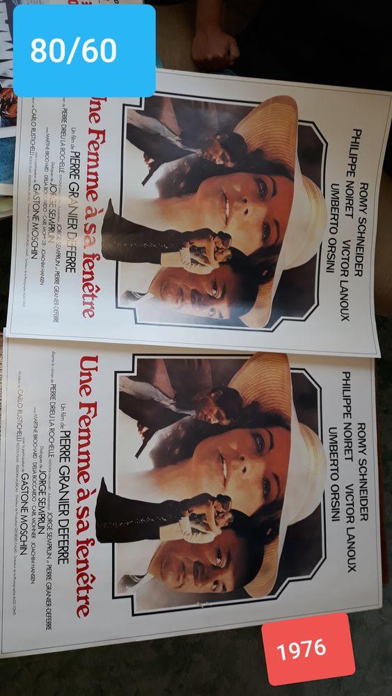 Affiches de cinéma  50 Strasbourg (67)