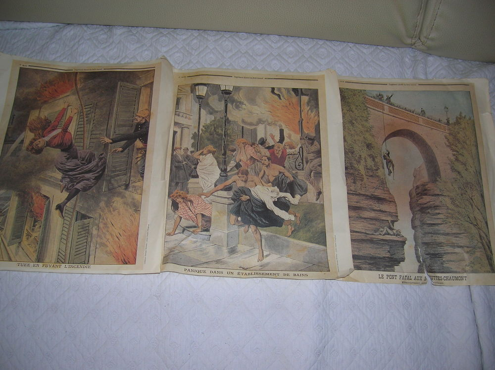 5 affiches de films anciens+ 3 photos anciennes 10 Reims (51)