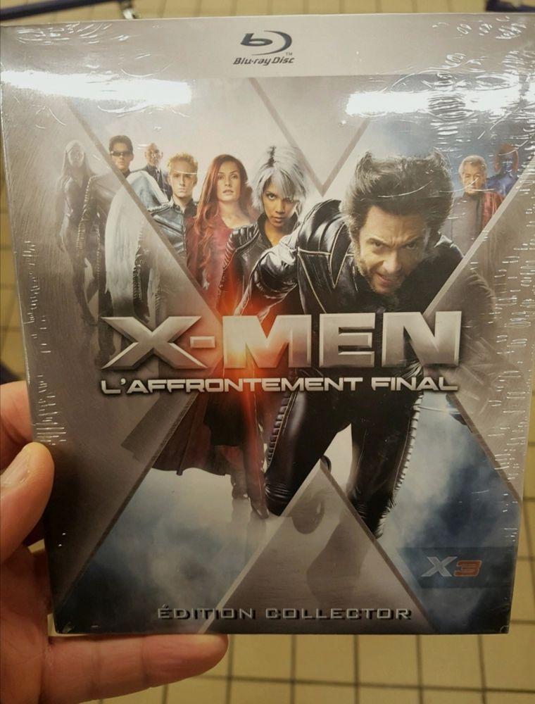 X Men l affrontement final Edition Collector Bluray Neuf Non Déballé 10 Valenciennes (59)