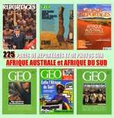 AFRIQUE DU SUD - des années 80 et de L'APARTHEID 18 Paris 10 (75)