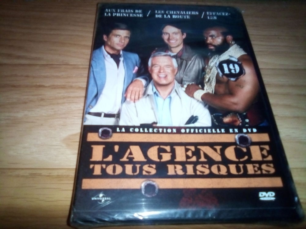 L'AGENCE TOUS RISQUES N°19 5 Annonay (07)