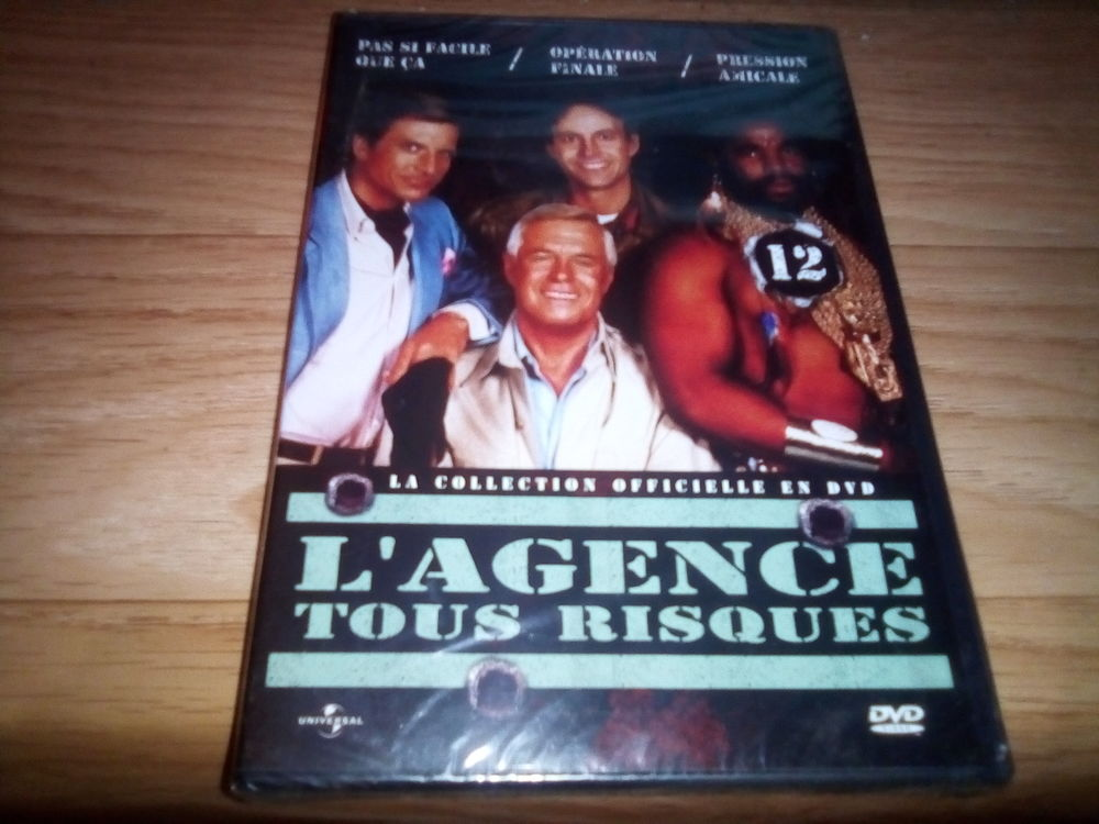 L'AGENCE TOUS RISQUES N°12  5 Annonay (07)